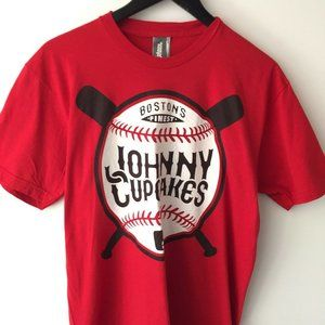 Johnny Cupcakes Boston's Finest Graphic Tee Shirt